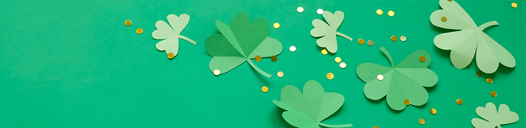 March is for luck: 10% off our green stone collection